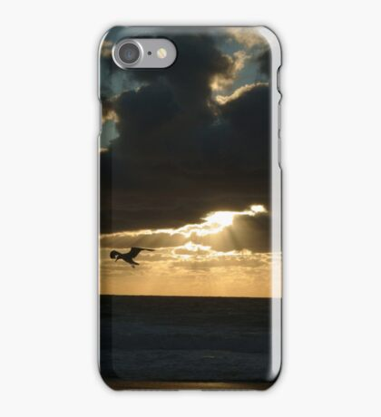 Flying Bird iPhone Case/Skin