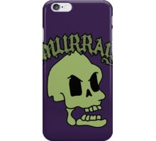 Murray! The laughing skull iPhone Case/Skin