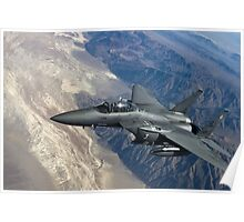 Military Fighter Jet Photograph Poster