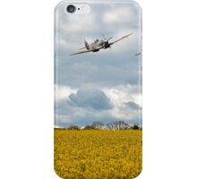 Spring Fighters  iPhone Case/Skin