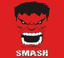 Hulk Smash Kids Clothes