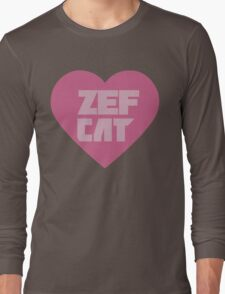 Zef Cat Long Sleeve T-Shirt