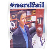 #nerdfail Poster