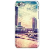 Business sunrise iPhone Case/Skin
