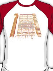 Tower Block. T-Shirt