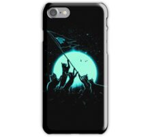 Freedom Cats iPhone Case/Skin