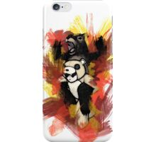 Folie á Watercolor  iPhone Case/Skin