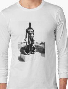 Naked guard Long Sleeve T-Shirt