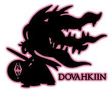 Pokémon Dovahkiin - Megamawile by Dynast JC
