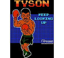 Neil deGrasse Tyson's Punch Out!! Photographic Print