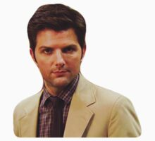 PARKS AND REC BEN WYATT by lights and glowsticks