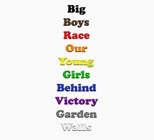 Resistor Code 24 - Big Boys Race... Unisex T-Shirt