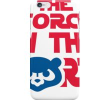 The Force In The North iPhone Case/Skin
