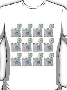 Camera Pattern 2.2 T-Shirt