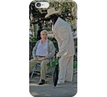 Invisible Man iPhone Case/Skin