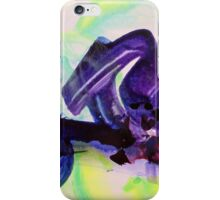Split Particle  iPhone Case/Skin