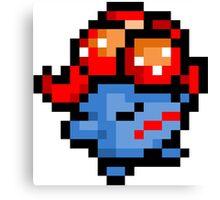 Pokemon 8-Bit Pixel Gloom 044 Canvas Print
