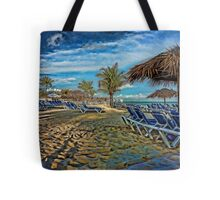 Peaceful Morning Beach Tote Bag