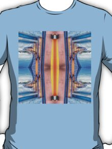 Winter Highways Art T-Shirt