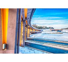 Winter Highways Photographic Print