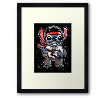 Space Experience Framed Print