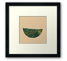 Skyless Composition | Seven Framed Print