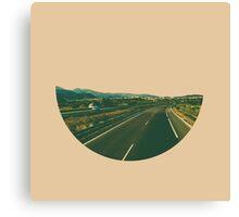 Skyless Composition | Seven Canvas Print