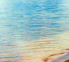 Sand Footprints by Yevgeni Kacnelson