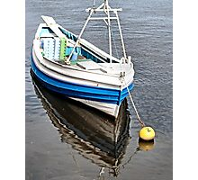 Whitby Coble Photographic Print