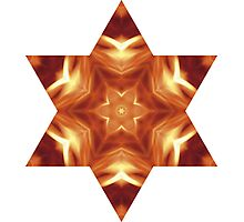 Star of Faith - Flying Photographic Print