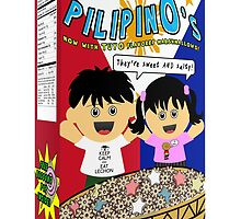 PilipinOs Cereal Box by kayve