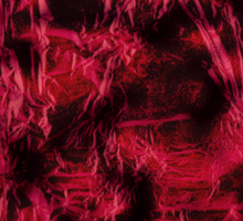 Claret stained texture abstract  Sticker
