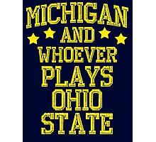 Michigan #1 Photographic Print
