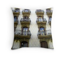 barselona Throw Pillow