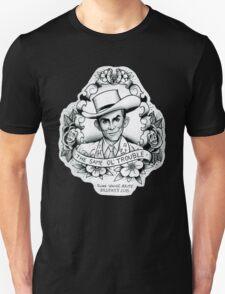 Hank Williams portrait tee T-Shirt