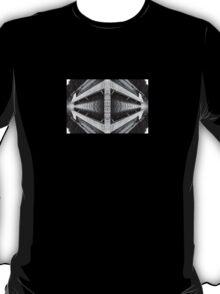 Zigzag Pier Illusion A T-Shirt