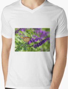Butterfly 2 Mens V-Neck T-Shirt