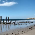 Port Willunga by Debra LINKEVICS
