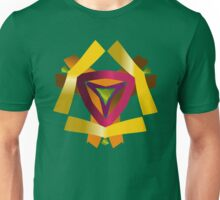 Signs of Earth - Triangle Unisex T-Shirt