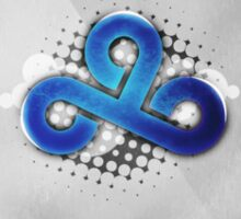 Cloud 9 Case Sticker