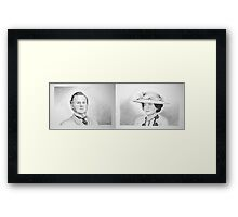 Downton Abbey Framed Print