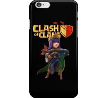 Clash of clans - Archer queen iPhone Case/Skin