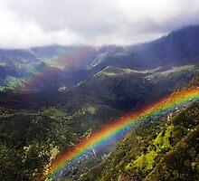 Double Rainbow by Bryan Shane