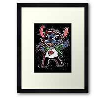 Sympathy for the Space Framed Print