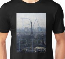 PARIS - city of light Unisex T-Shirt