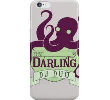 That Darling DJ Duo iPhone Case/Skin