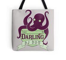 That Darling DJ Duo Tote Bag