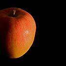 a single apple by Francesca Rizzo