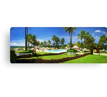 The Pearl Resort Canvas Print