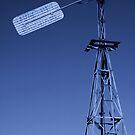 """Hey Pa..... Windmills Broke!"" by Michael  Bermingham"